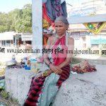 চৌদ্দগ্রামে ফুটওভারের নীচে কেন বসবাস করছেন বৃদ্ধ শ্যামলা