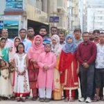 কক্সবাজারে কুমিল্লা সদর দক্ষিণ প্রেস ক্লাবের আনন্দ ভ্রমণ