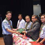বাংলাদেশ স্কাউটসের সর্বোচ্চ অ্যাওয়ার্ড পেলেন কুমিল্লার কর কমিশনার