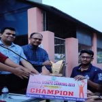 কুমিল্লা বিতর্ক ফেডারেশনের আয়োজনে দিনব্যাপি বিতর্ক প্রতিযোগিতা