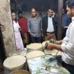 চান্দিনায় লবণের মূল্য বৃদ্ধি গুজব রোধে অভিযান , ৪২ হাজার টাকা জরিমানা