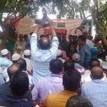 কুমিল্লায় আমবাগানে বিএনপির ঝটিকা সম্মেলন অনুষ্ঠিত