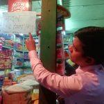 বেশি দামে লবন বিক্রি করায় কুমিল্লা নগরীতে জরিমানা, টানানো হলো বিক্রয় তালিকা