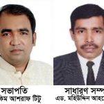 চান্দিনা উপজেলা আওয়ামীলীগের কমিটি ঘোষণা: সভাপতি টিটু, সম্পাদক আলম