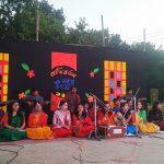 কুমিল্লা বিশ্ববিদ্যালয়ে নবান্ন উৎসব পালন