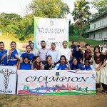 বাইউস্ট প্রমীলা ক্রিকেট টুর্নামেন্ট: চ্যাম্পিয়ন হলো ইংরেজি বিভাগ