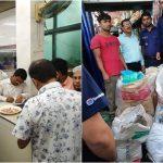 কুমিল্লা নগরীর কান্দিরপাড় আমানিয়া হোটেলে   মোবাইল কোর্ট: ২০ হাজার টাকা জরিমানা