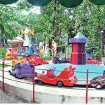কুমিল্লা ধর্মসাগর সংলগ্ন শিশু উদ্যানে অপরিকল্পিত রাইড স্থাপন, যে কোন সময় দুঘর্টনার আশংকা