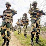 পাঁচ বাংলাদেশিকে আটক করেছে ভারতীয় সীমান্তরক্ষী বাহিনীর সদস্যরা