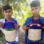 মুরাদনগরে বডিফিটিং গাঁজাসহ দুই মাদকবহনকারি আটক