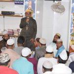 কুমিল্লায় যুবলীগের ফরহাদের জন্য দোয়া মাহফিল