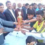 কুমিল্লার চৌদ্দগ্রামে ৪৯তম জাতীয় ক্রীড়া প্রতিযোগিতার পুরস্কার বিতরণ