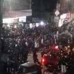 কুমিল্লায় রূপায়ণ টাওয়ারের নিমার্ণাধীন ছাদ ধ্বসে এক শ্রমিক নিহত, আরো হতাহতের আশংকা
