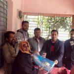 কুমিল্লায় সুবিধা বঞ্চিত অসহায় শীতার্তদের মাঝে শীতবস্ত্র বিতরণ