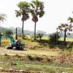 মাটিখেকোদের কবলে কুমিল্লার তিন নদীর মোহনা