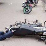 সড়ক দুর্ঘটনায় কুমিল্লা টমছমব্রিজে মোটর সাইকেল চালক নিহত