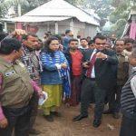 কুমিল্লা চান্দিনায় অবৈধ স্থাপনা উচ্ছেদ