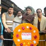 বাঙ্গরাবাজার প্রেসক্লাবসহ বিভিন্ন প্রতিষ্ঠানের বিজয় দিবস উদযাপন