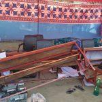 দাউদকান্দির ইলিয়টগঞ্জে হামলা, সীমানা প্রাচীর ভাংচুরের অভিযোগ