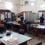 ৪র্থ দিনেও চলছে কুমিল্লা কালেক্টরেট কর্মচারীদের কর্মবিরতি