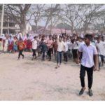 ব্রাহ্মণবাড়িয়ায় শিক্ষকের উপর হামলা, শিক্ষার্থীদের বিক্ষোভ