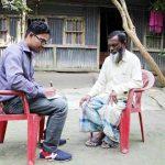 সাদা মনের মানুষ কুমিল্লার বরুড়ার ছোবহান মাষ্টার