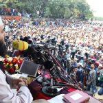 কুমিল্লায় আজহারীর মাহফিলে লাখো জনতার ঢল