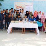 কুমিল্লায় 'সমতট পড়ুয়া' সংগঠনের লেখক পাঠক বৈঠক অনুষ্ঠিত