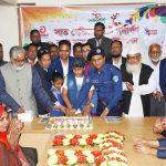 বর্ণাঢ্য আয়োজনে কুমিল্লায় এশিয়ান টিভির ৭ম প্রতিষ্ঠা বার্ষিকী পালিত