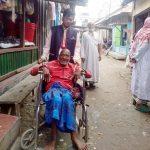 অর্থাভাবে চিকিৎসা করাতে পারছেন না কুমিল্লার মুক্তিযোদ্ধা রেজু মিয়া