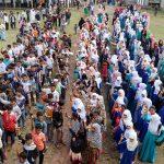 মুরাদনগরে মাদক প্রতিরোধে শিক্ষার্থীদের শপথ