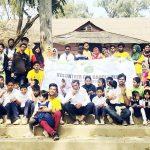 কুমিল্লা বুদ্ধি প্রতিবন্ধী  ও অটিষ্টিক বিদ্যালয়ের শিশুদের এক আনন্দঘন দিন