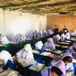 বরুড়ায় এসএসসি পরীক্ষার প্রথম দিনে অনুপস্থিত ৩৫ জন শিক্ষার্থী