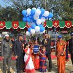 কুমিল্লার ময়নামতি ইন্টারন্যাশনাল স্কুলের ২২-তম ক্রীড়া প্রতিযোগিতা অনুষ্ঠিত
