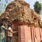 চাঁদপুরে ৫শ' বছরের পুরনো সেই মসজিদের সংস্কার কাজ শুরু