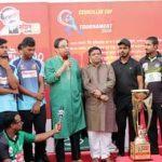 কুমিল্লায় কাউন্সিলর কাপ টি-২০ ক্রিকেট টুর্ণামেন্টে চ্যাম্পিয়ন রয়েল অফ গোমতী