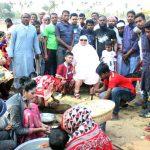 কুমিল্লার শালবন বিহারে প্রতিবন্ধীদের বনভোজন