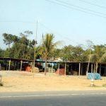 কুমিল্লার নিমসার বাজার এলাকায় আবারো মহাসড়কের জায়গা দখল করে গড়ে উঠছে স্থাপনা