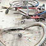 কুমিল্লায় ট্রাকের ধাক্কায় ঘটনাস্থলেই নিথর স্কুলছাত্র