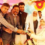 মুরাদনগরে জয়নাল হোসেন খাঁন ফাউন্ডেশনের আয়োজনে কৃতি শিক্ষার্থীদের সম্মাননা প্রদান