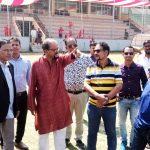 কুমিল্লা স্টেডিয়ামে মোহামেডানের ১২ টি খেলার সময়সূচী