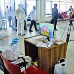 কুমিল্লা জেলায় ১৪ জন হোম কোয়ারেন্টাইনে