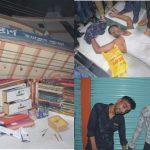 ইস্টার্ন ইয়াকুব প্লাজায় চুরি: ৭ জন চোর আটক ও গণপিটুনিতে ৪ জন আহত