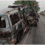 ব্রাহ্মণবাড়িয়ার বিজয়নগরে বাস-মাইক্রো সংঘর্ষে ৬ জন নিহত