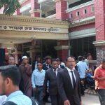 কুমিল্লার আদালতের বিচার কার্য সাময়িক সময়ের জন্য বন্ধের দাবী আইনজীবীদের