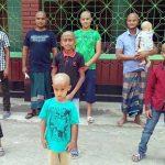 করোনা: কুমিল্লায় মাথা ন্যাড়া করার হিড়িক