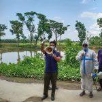চৌদ্দগ্রামে করোনা উপসর্গ নিয়ে শিশুর মৃত্যু