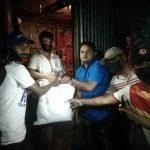 কুমিল্লার চকবাজারে ছাত্রদলের উদ্যোগে অসহায়দের মাঝে উপহার সামগ্রী বিতরণ