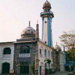 নিয়ম মেনে চাঁদপুরের মসজিদগুলোতে জুমার নামাজ আদায়