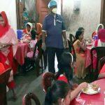 কুমিল্লায় মাইটিভির প্রতিষ্ঠাবার্ষিকী উপলক্ষে দোয়া ও শিশু পরিবারে মধ্যহ্ন ভোজ